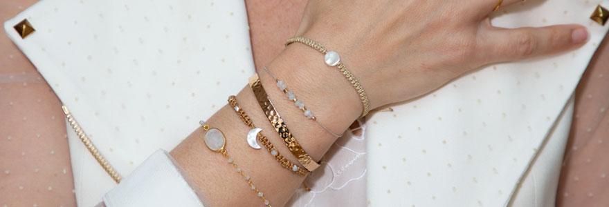 Un bracelet personnalisé