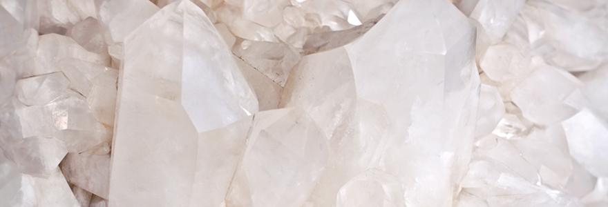 Propriétés de la pierre quartz